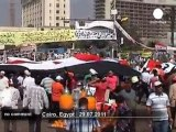 Thousands march in Egypt protests - no comment