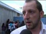 Accueil de loisirs Juillet 2011 : reportage TV8