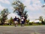 [DM2] Slalom à deux (Roro et Juju)