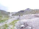 Vélo Entrainement Alpes 2006