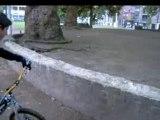 Vélo trial street