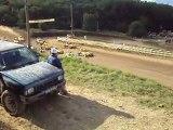 Autocross St Laurent Du Cros Départ Finale D1 SC  (2011)
