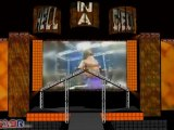 WWE Hell In A Cell Stage + Opening + Pyro  - YouTubep;