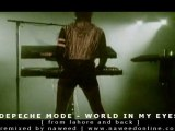 Depeche Mode (World in My Eyes) Naweed Remix (HQ)