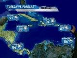 Caribbean Vacation Forecast - 07/31/2011