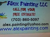 Great Falls VA House Painters 703-860-5097 www.AlexPainting.com Great Falls VA house Painting Great Falls VA Residential Painters