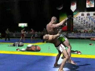 New Trailer de Supremacy MMA