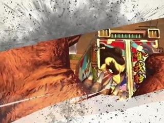 Kuma de Street Fighter X Tekken