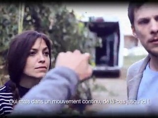 """Vincent Liben / Berry : making-of du clip """"Mademoiselle Liberté"""""""