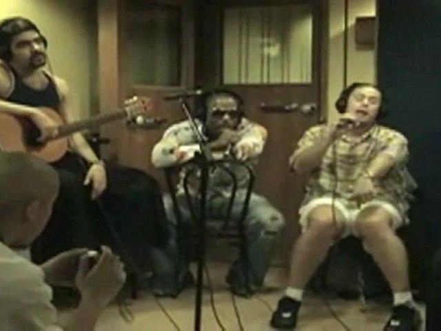 Orishas - Rock & Pop Radio Chile (Emigrante 2004)