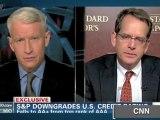 S&P Downgrades U.S., Political Storm?