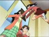 Azumanga Daioh - Tomo Hits Teacher