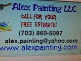 Fairfax VA Painting Contractors 703-860-5097 www.AlexPainting.com - Fairfax VA Painters , Fairfax VA House Painting , Fairfax Painting Contractors