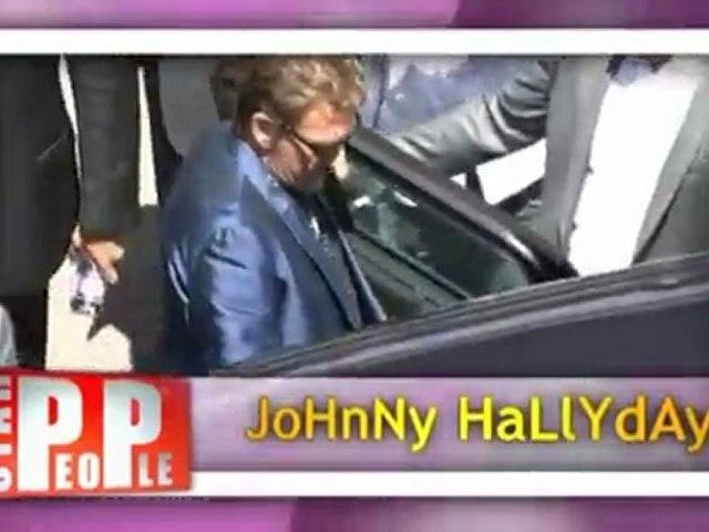 Johnny Hallyday en deuil !!!