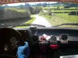 Rallye de l'avesnois 2011 Colson Didier samba rallye F2000/11