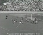 Belenenses - 2 Sporting - 1 de 1959/1960 Final da Taça de Portugal