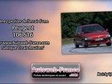 Essai Peugeot 106 S16 - Autoweb-France