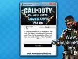 How to Download Black Ops Annihilation Map pack DLC Free on PS3