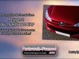 Essai Peugeot 206 1.6 HDi 110 FAP - Autoweb-France