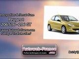 Essai Peugeot 206 S16 - 206 GT - Autoweb-France