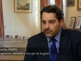 Charles Prats répond aux questions du CSFRS sur les grandes faudes financières organisées au préjudice des Etats
