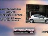 Essai Peugeot 207 Féline 1.6 THP 150 - Autoweb-France