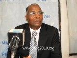 Mr Bah Oury VP de l'UFDG invité Afrique du 03 Août 2011