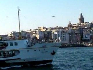 Istanbul : Episode 1 - Carnet de voyage de Turquie