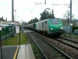 Les Trains de Moret à Montargis