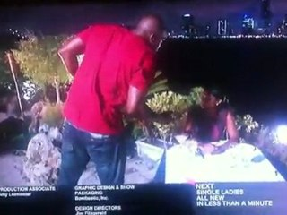 Eric Williams Throws Drink at Ex Wife Jennifer Williams Basketball Wives