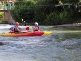 Location kayak hydrospeed - Parc des eaux vives - Huningue