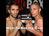 watch Art Hovhannesyan vs Cristobal Cruz  August 5th world boxing classic Live Streaming