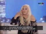 """Facundo Arana  """"Maria Susini es una verdadera madraza""""   Ciudad.com"""