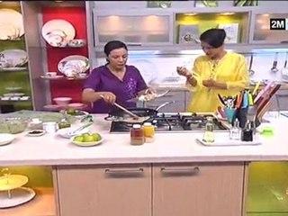 recette poisson choumicha et mouna fettou fruit de mer - recettes de cuisine choumicha et mouna fettou