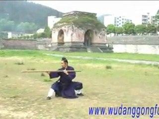 WuDang 8 Immortal Staff 武当八仙棍