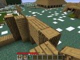 Minecraft Cabane