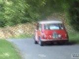 Rallye des 1000 sources 2010  dimanche étape 2