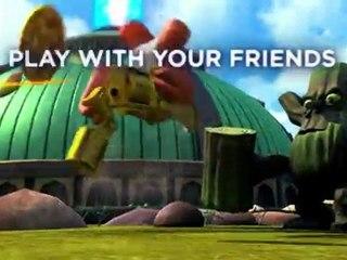 Game Story de Skylanders : Spyro's Adventure
