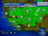 TWC Satellite Local Forecast from October-November 2010 Daytime #12