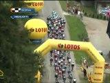 Tour de Pologne 2011 - Etape 6 - 207,7Km