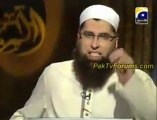 Alif Laam Meem Geo Tv Episode 11 - 5th  August 2011 Part 2