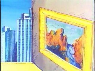 Russian cartoon: Captain Pronin in America (+English subtitles) 1993