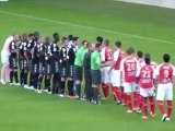 2011 Ligue 2, J02 : REIMS AMIENS 1-0 , le 5 Août 2011