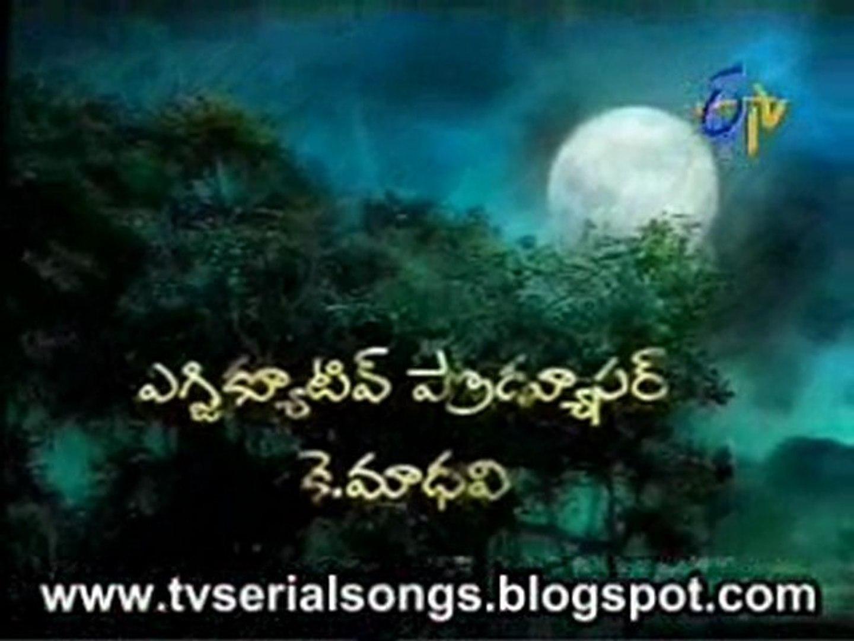 shambhavi Etv Serial Song