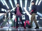 110807 Ink Super Junior - Superman (ComeBack Stage)