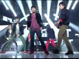 110807 Ink Super Junior - Superman (ComeBack Stage)