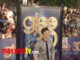Chris Colfer GLEE The 3D CONCERT MOVIE Premiere