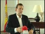 """Rajoy: """"En mi equipo habrá gente con experiencia"""""""