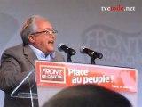 Christian Picquet au Meeting du Front de Gauche - Place Stalingrad - Paris (29 juin 2011)