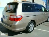 2007 Used Honda Certified Odyssey By Goudy Honda Pasadena